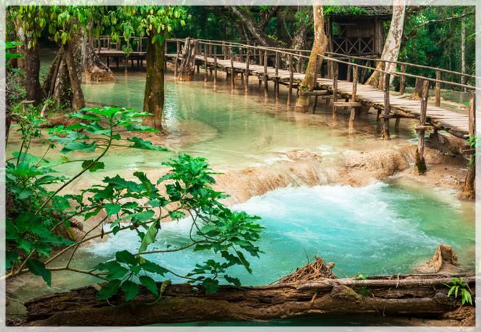 Viaje a Tat Kuang Si