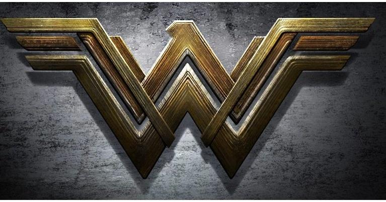 Wonder Woman - Logo de Wonder Woman, para el 2017
