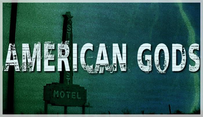 American-Gods serie buena y recomendada