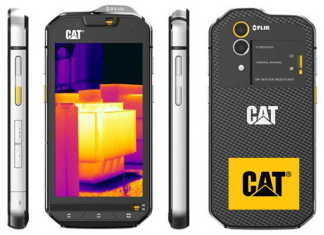 CAT S60 móvil