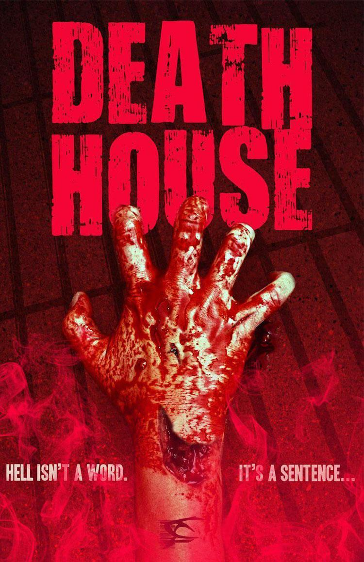 Death House - Jason - Freddy - Michael Myers - leatherface - Iconos de terror de los 80 - Poster