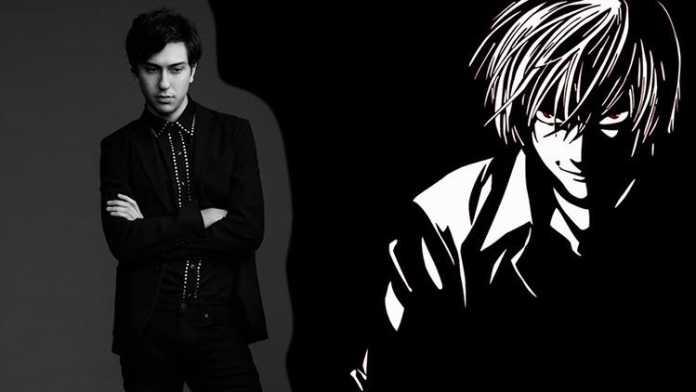 'Death Note' nuevos detalles de la produccion - Adan Wolff protagonista