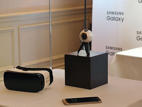 GALAXY S7 GEAR VR