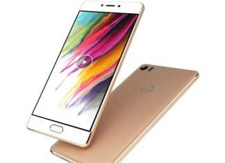 GIONEE s8 3d touch