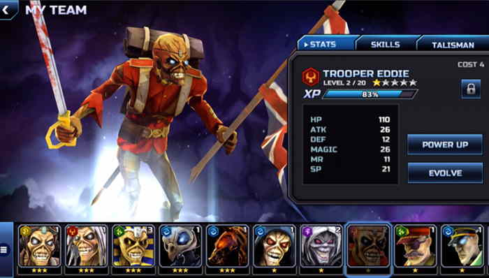 iron maiden legacy of the beast ios