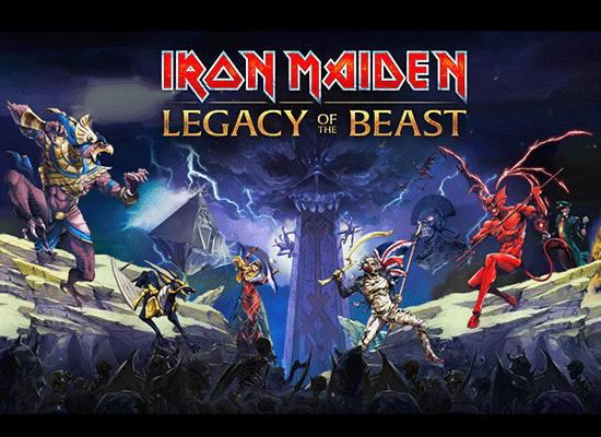 iron maiden juego