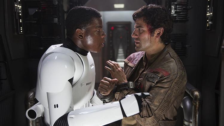 J.J. Abrams abre la posibilidad de un personaje gay en Star Wars - Poe-Dameron-Finn