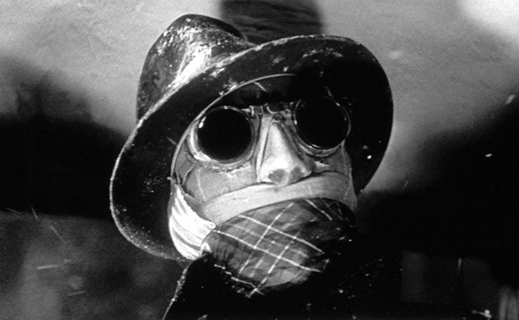 Johnny Depp será el Hombre Invisible en el remake de la Universal, en la imagen el actor Claude Rains en la pelicula de 1933