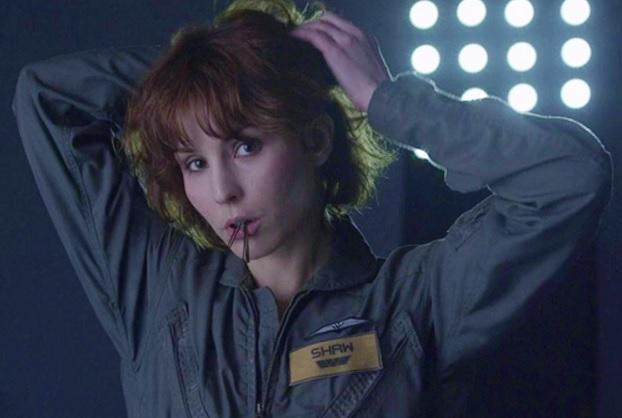 Noomi Rapace en una imagen de Prometheus, no estará en la secuela Alien Covenant