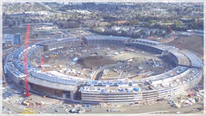 nuevo edificio Apple