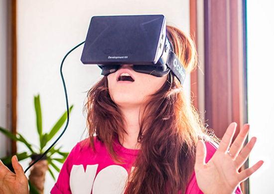 Oculus Rift serie Halcyon