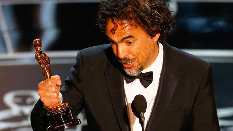 Premios Oscar 2016 - Alejandro Gonzalez Iñarritu ganador del Oscar al Mejor Director