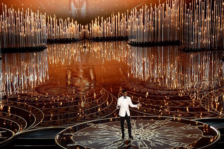 Premios Oscar 2016 - Chris Rock presentador de la gala
