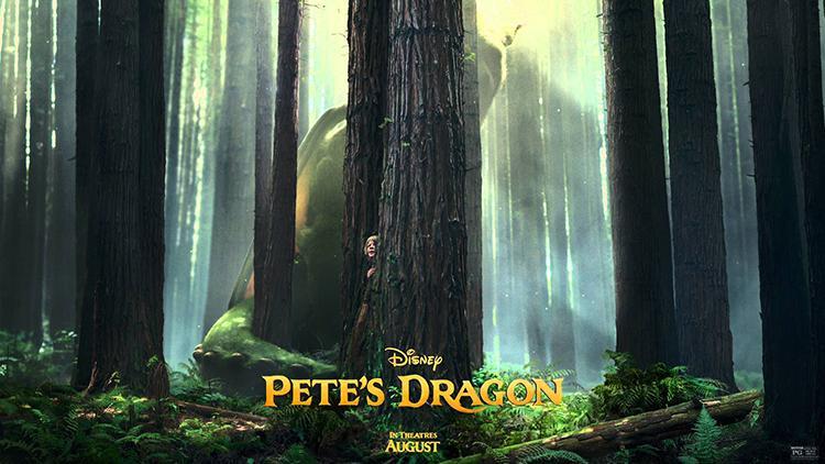Primer teaser trailer de Pedro y el Dragón