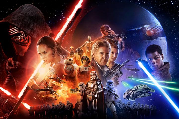 Star Wars VII bate records en taquilla mundial y americana