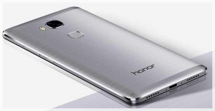 teléfono móvil Honor x5