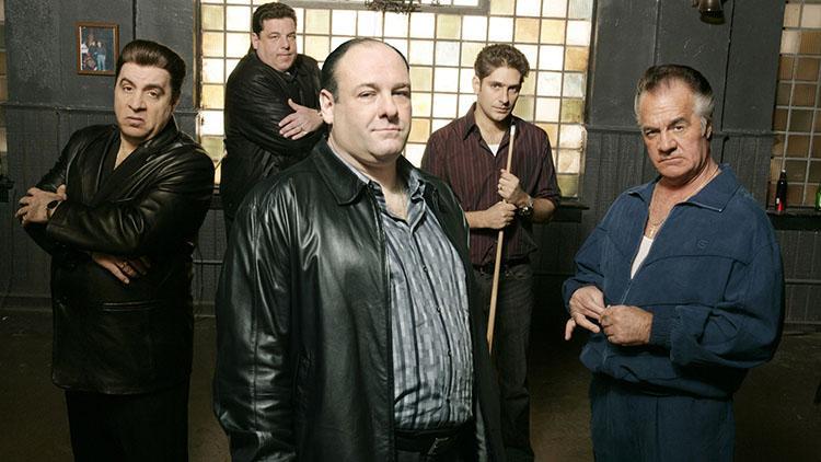 Top 10 mejores series dramaticas para la televisión - Ranking 3 Los Sopranos