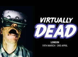 VIRTUALLY DEAD realidad virtual