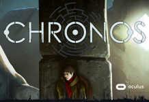 Chronos oculus rift