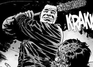 Detalles del final de la temporada 6 de The Walking Dead - Negan