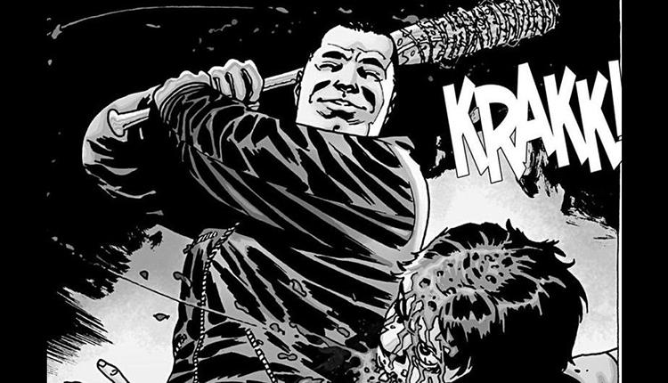 Detalles del final de la temporada 6 de The Walking Dead - Negan