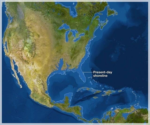 efectos aumento nivel del mar