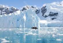 El casquete polar de la Antártida en serio peligro