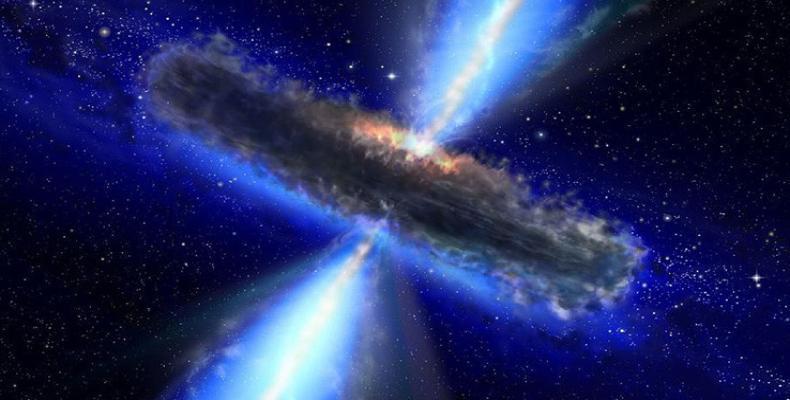 Encontrada enorme reserva de agua en el espacio
