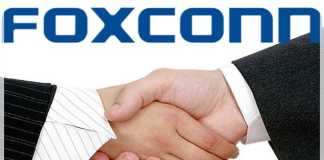 Foxconn compra Sharp