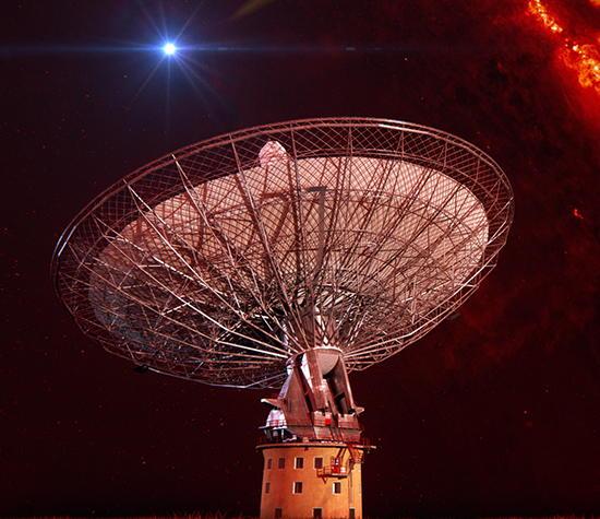 sonidos extraterrestres