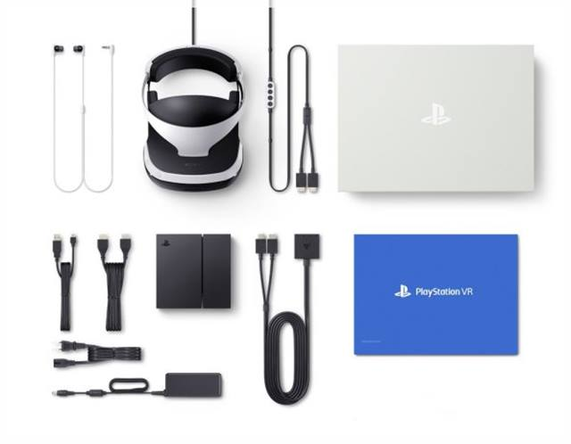 kit playstation vr realidad virtual