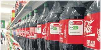 ley contra el azúcar coca cola