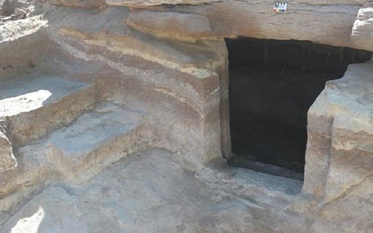 Necropolis con 3.400 años de antiguedad encontrada en Egipto