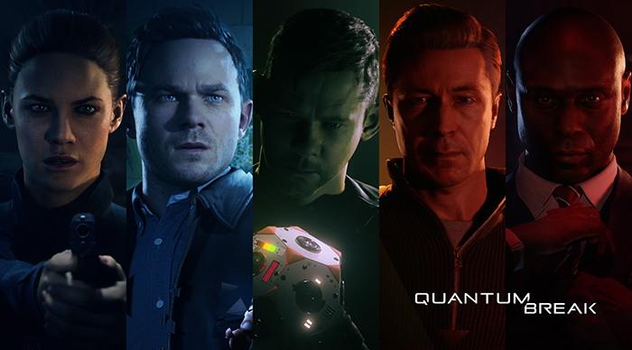 Quantum break juego