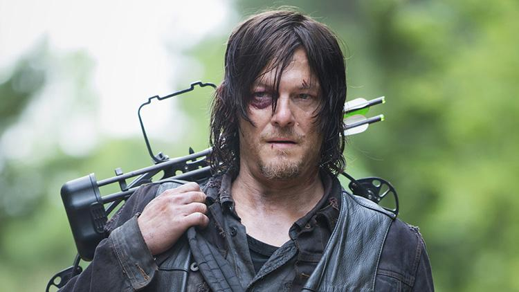 Que ha pasado realmente con Daryl en The Walking Dead