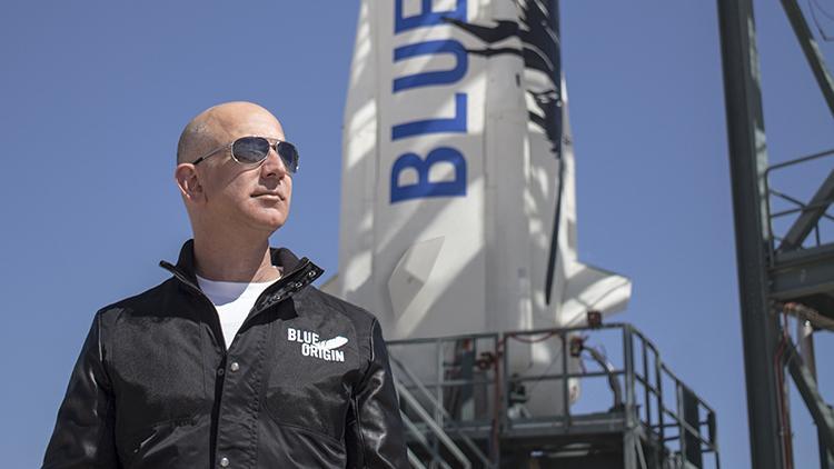 Segun Jeff Bezos el turismo espacial sera real en 2018