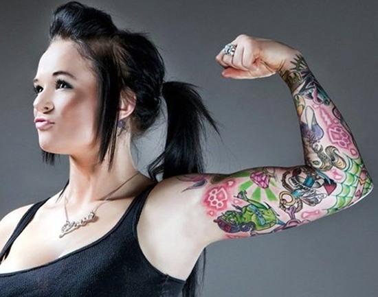 Tatuajes refuerza sistema inmunologico