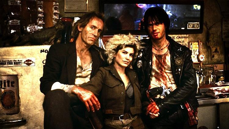 Top 100 mejores peliculas de vampiros de la Historia - 03 - Los Viajeros de la noche 1987