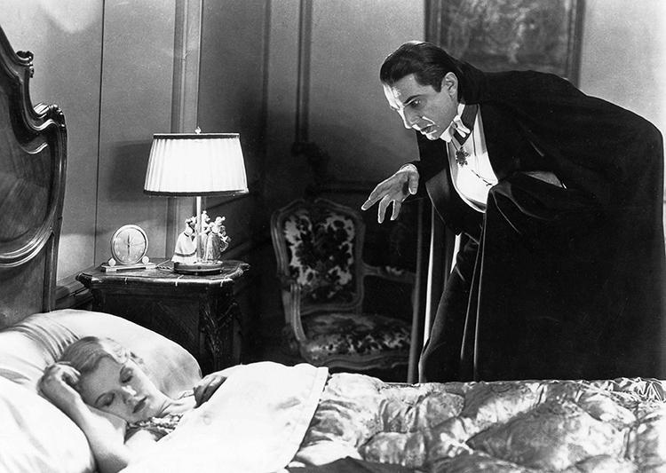 Top 100 mejores peliculas de vampiros de la Historia - 05 - Dracula 1931