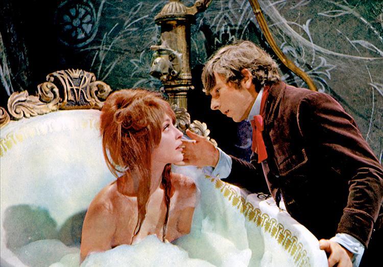Top 100 mejores peliculas de vampiros de la Historia - 07 - El Baile de los Vampiros 1967