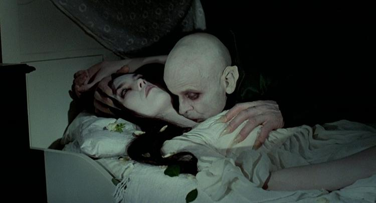 Top 100 mejores peliculas de vampiros de la Historia - 08 - Nosferatu, vampiro de la Noche 1979
