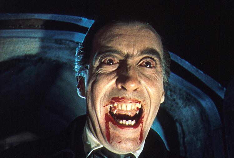 Top 100 mejores peliculas de vampiros de la Historia - 09 - Dracula 1958