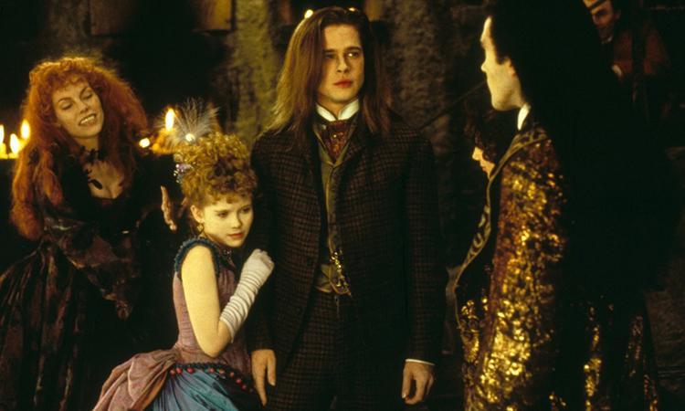 Top 100 mejores peliculas de vampiros de la Historia - 10 - Entrevista con el vampiro (Crónicas vampíricas) 1994