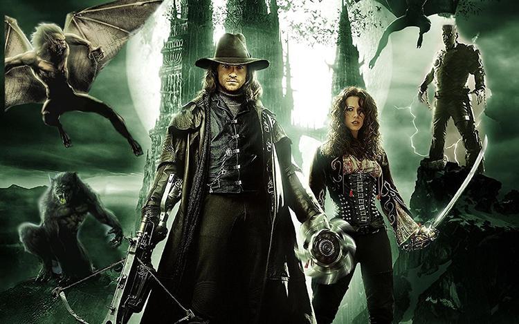 Top 100 mejores peliculas de vampiros de la Historia - 84 - Van Helsing 2004