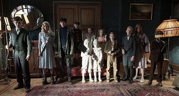 Trailer de El hogar de Miss Peregrine para jóvenes peculiares