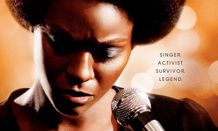 Zoe Saldana protagoniza el biopic sobre Nina Simone