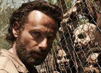 Andrew Lincoln habla sobre la víctima de The Walking Dead