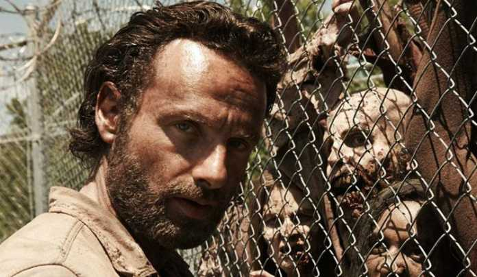 Andrew Lincoln habla sobre la víctima de The Walking Dead