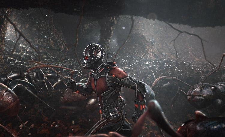 Calendario de producciones de Marvel, DC y Fox hasta el 2020 - 14 Ant-Man and the Wasp 27 de Julio de 2018