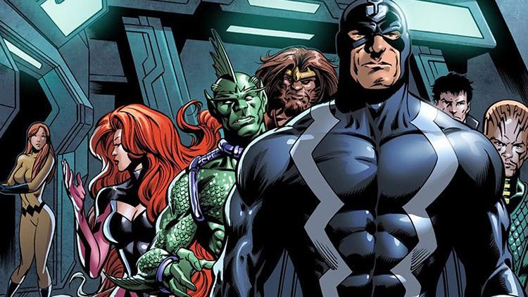 Calendario de producciones de Marvel, DC y Fox hasta el 2020 - 20 Inhumans 27 de Julio de 2019